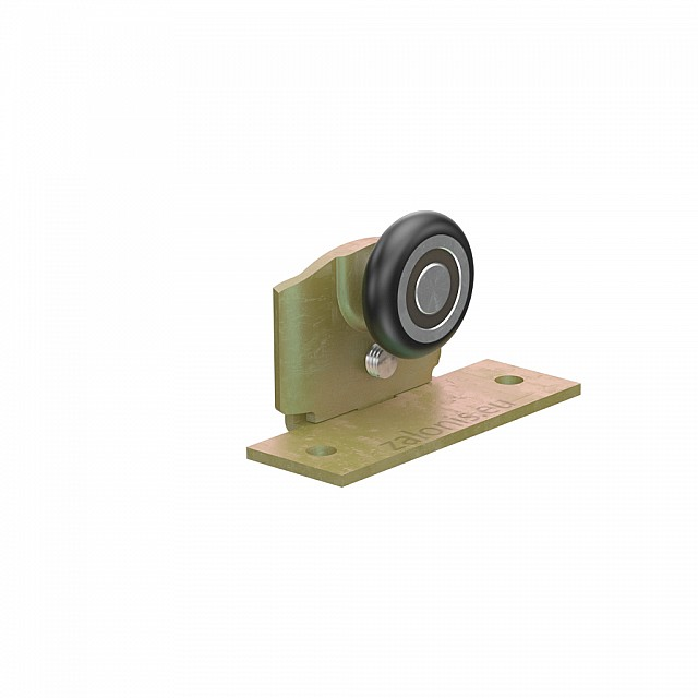 UPPER CORNER ROLLER SINGLE PAIR